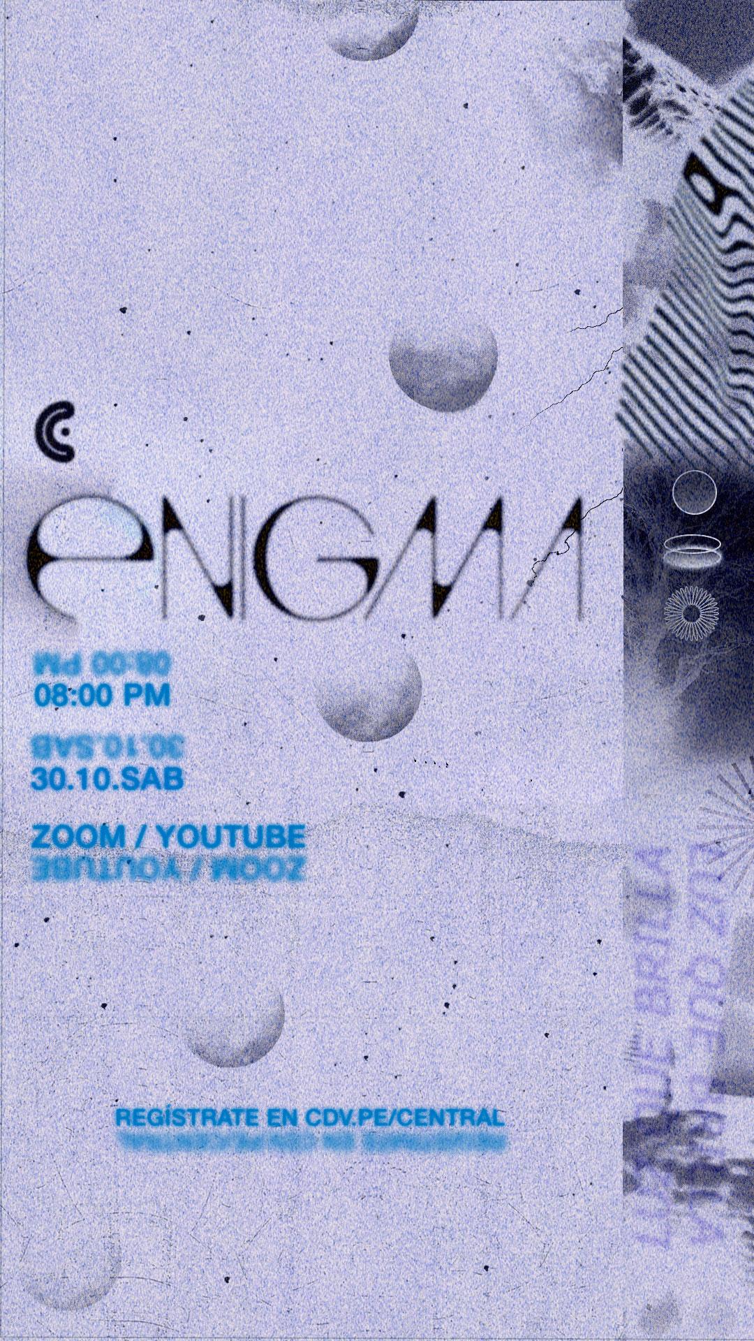 ENIGMA-INSTAGRAM